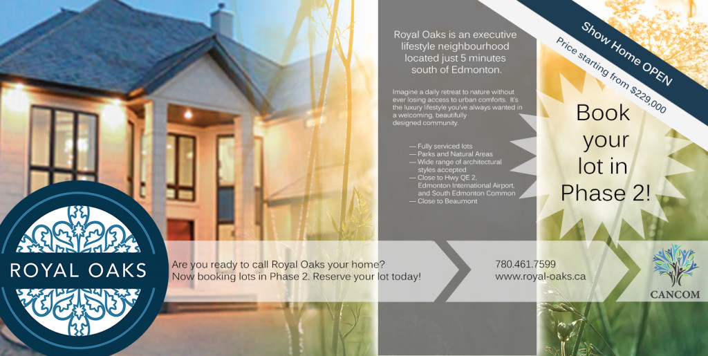 Tradeshow Banner Ad created for Cancom